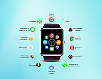 Смарт часы Smart Watch A1, фото 1