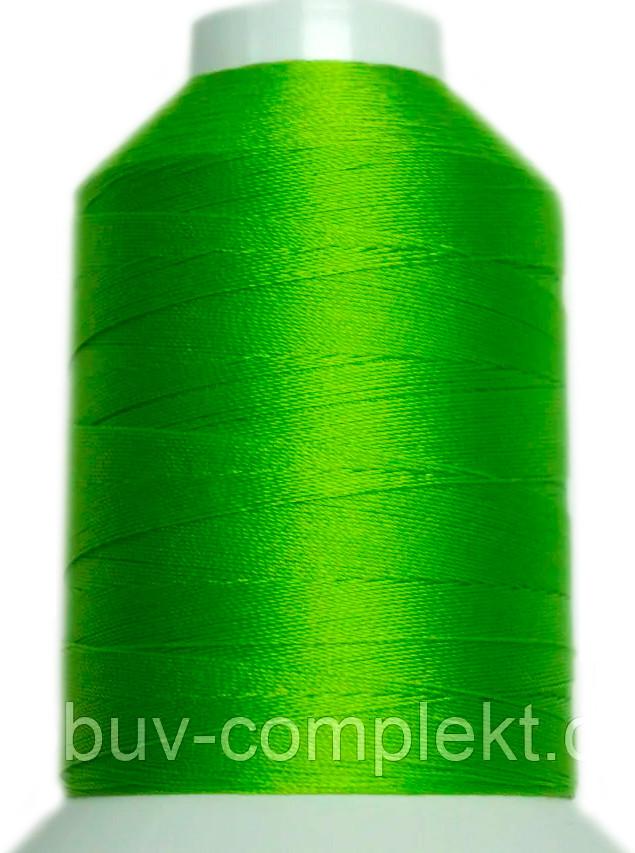 Нитка №40 (1000 м.) «Титан» колір  2709 салатовий