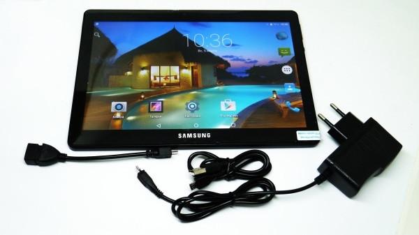 "Планшет-телефон Samsung Galaxy Tab 10,1"" 10 Ядер 2 Sim 4Гб/32Гб Android 6.0"