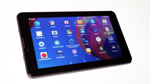 "Планшет-навигатор-телефон Samsung Z 7"" 2Sim 3G 1Гб/16Гб"