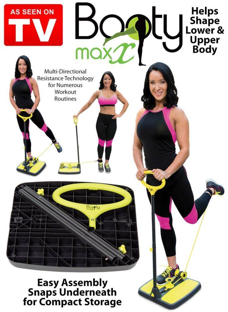 Фитнес тренажер для тела Booty Max