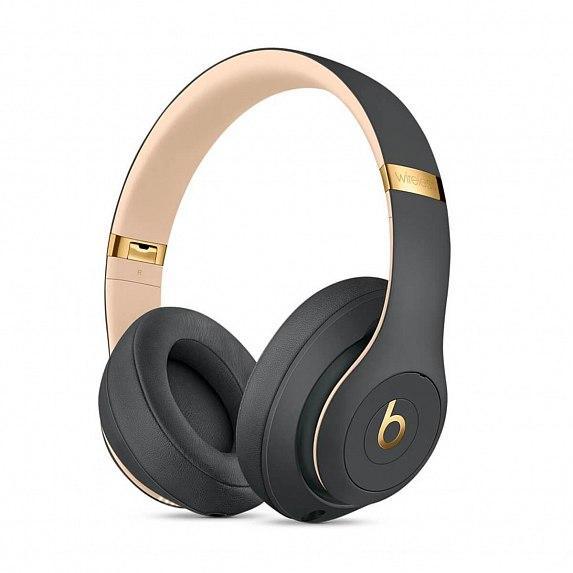 Наушники BEATS Studio3 Wireless Over-Ear Headphones Shadow Gray (MQUF2)