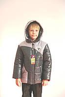 Детская куртка оптом на мальчика подростка, фото 1