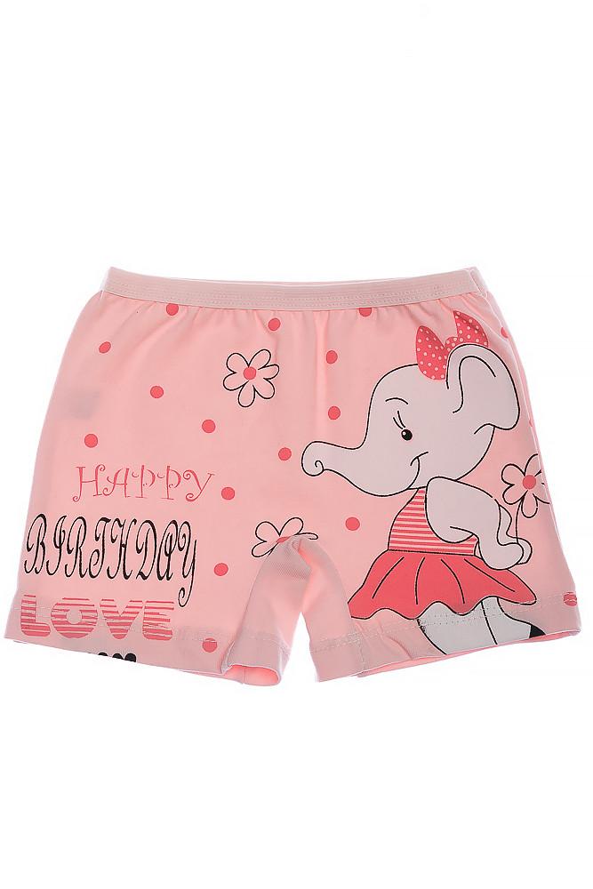 Трусы-шорты 107P4234 junior (Розовый)
