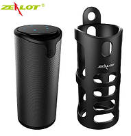 Беспроводная стерео Bluetooth колонка Zealot S8 Touch Control Black