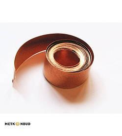 Лента медная мягкая М1 0,15х300 мм