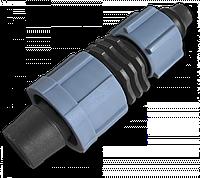 Старт-Коннектор лента/ трубка с зажимной гайкой, DSTA08-01L