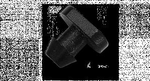 Заглушка для трубки 6мм, DSA-2906L