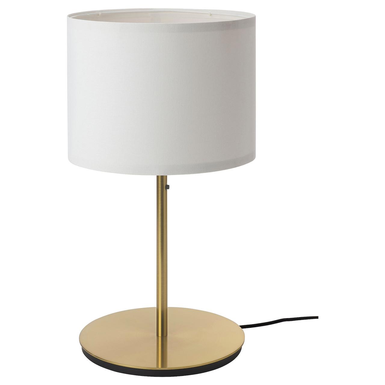 IKEA RINGSTA / SKAFTET Лампа настольная