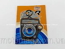 Прокладки циліндра Дельта/Альфа/Актив 110cc, ø-52,4 мм, (комплект), TVR
