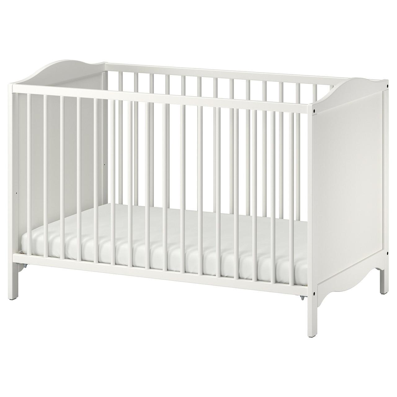 IKEA SMÅGÖRA Кровать детская, 60x120 см