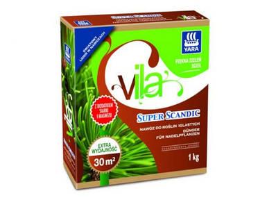Добриво Yara Vila для хвойних рослин, 1 кг