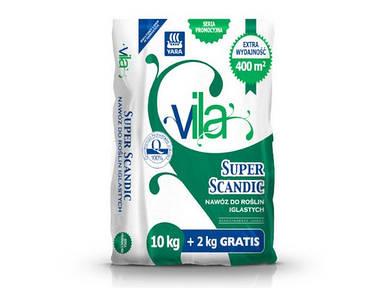 Удобрение Yara Vila для хвойных растений, 12 кг