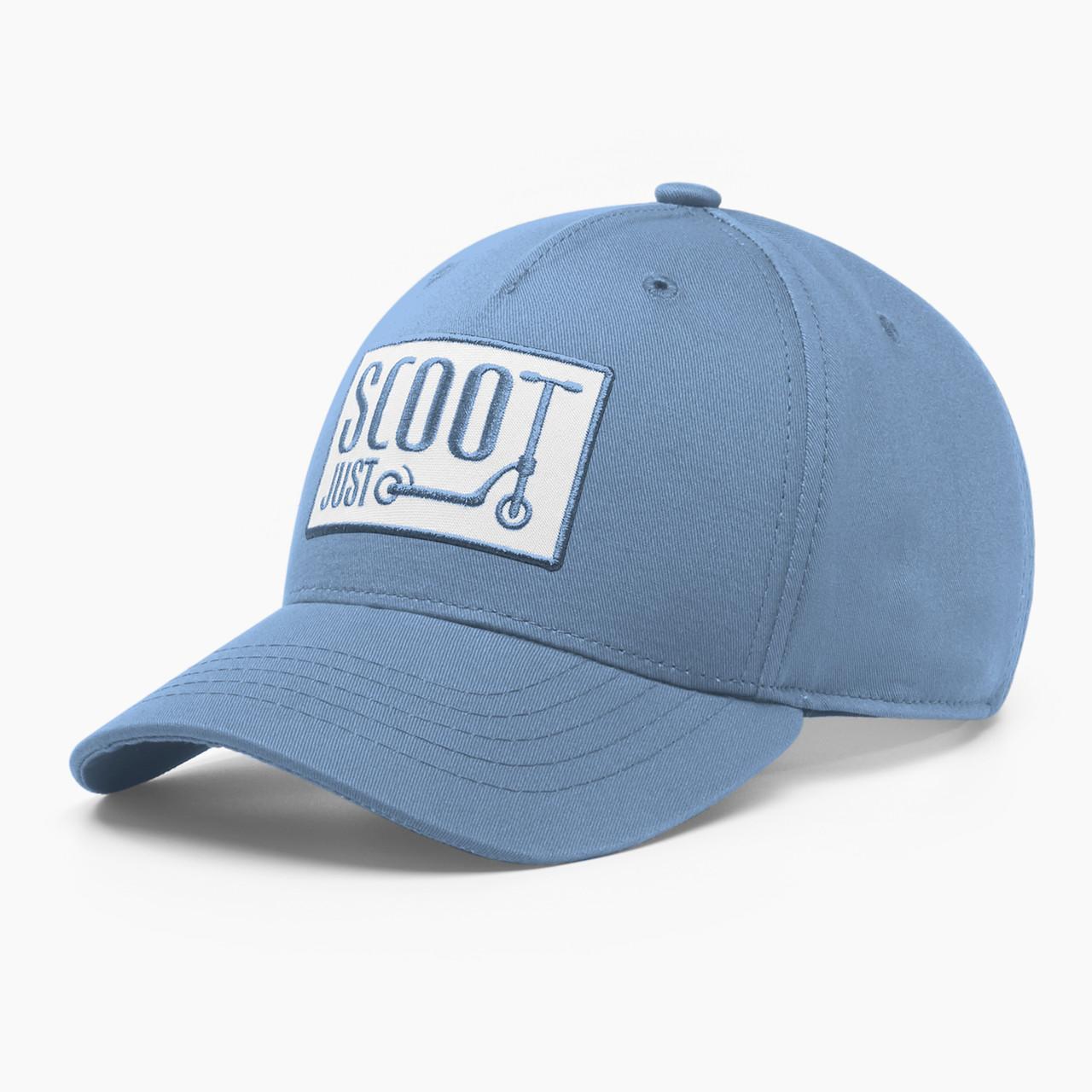 Детская кепка бейсболка INAL kick scooter XS / 51-52 RU Синий 229351