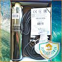 Глубинный скважинный водяной насос для скважин для дома в колодец Водолей БЦПЭ 0,5-32У, фото 2