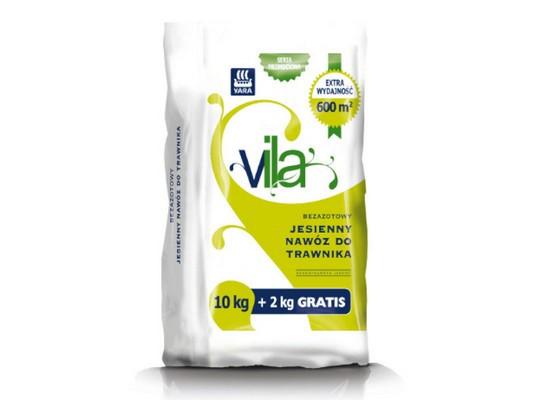 Добриво Yara Vila для газонів осіннє, 12 кг