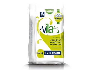 Удобрение Yara Vila для газонов осеннее, 12 кг