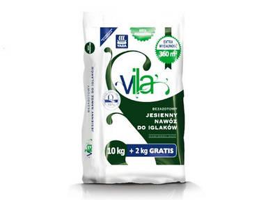 Добриво Yara Vila для хвойних рослин осіннє, 12 кг