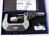 Микрометр цифровой KM-2328-50 / 0.001 (25-50 мм) ±0.003 мм, фото 4