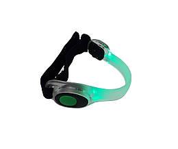 Браслет-пiдсвiтка для бігу LiveUp LED SAFETY ARMBAND