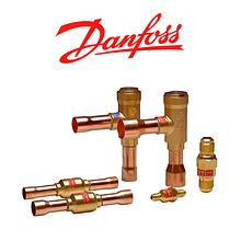 Зворотні клапани NRV/NRVH Danfoss