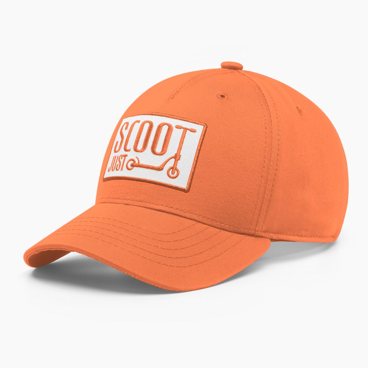 Кепка бейсболка INAL kick scooter S / 53-54 RU Оранжевый 232753
