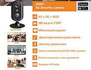 4G камера Jimi JH007-PIR (3G, WiFi, IP), фото 7