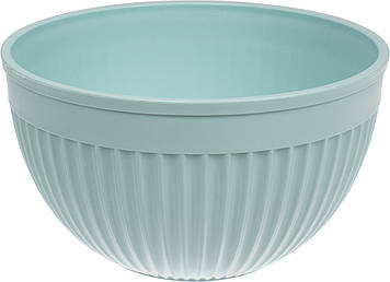 "Салатник пласт. 23,5 см ""Bager"" Blue №BG-443/B/31889"
