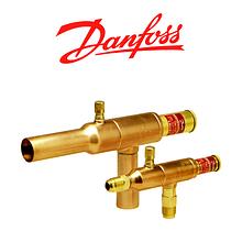KVR/NRD - регулятори тиску конденсації (Danfoss)