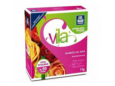 Удобрение Yara Vila для роз, 1 кг