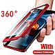 Протиударний чохол для IPhone 7 Plus/8 plus червоний + скло, фото 2