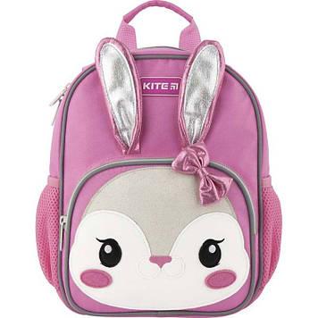 """Рюкзак дошкільн. """"Kite"""" Kids Bunny 1від.,3карм. №K20-549XS-1"""