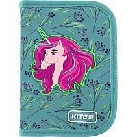 """Пенал """"Kite"""" Education Lovely Sophie 1від.,б/н,з 2 відворотами №K20-622-1(1)(20)"""