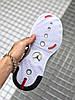 """Кроссовки Air Jordan """"Белые / Черные"""", фото 2"""