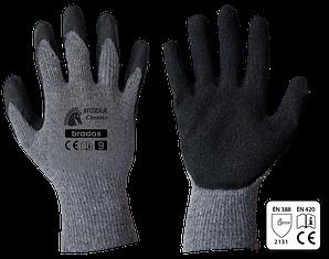 Перчатки защитные HUZAR CLASSIC латекс, размер 9, RWHC9