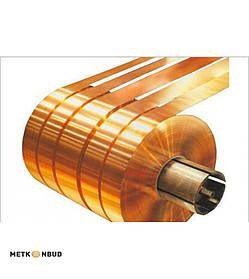 Лента бронзовая БрКМЦ 1х40 мм