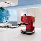 Рожковая кофеварка DeLonghi ECO 311 R Icona, фото 4