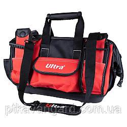 Сумка для инструмента 24 кармана 420×300×250мм 32л ULTRA (7411422)