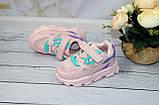 Дитячі кросівки для дівчаток, фото 3