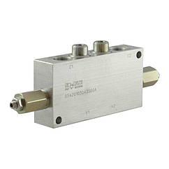 Гидравлический клапан Oil Control 3/4 VBSO DE 34.35.A, 05420103043500A