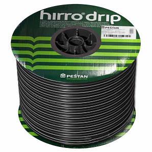 Капельная лента 8 mil (0.2мм), 16 мм, 20 см, 1,1л/ч, HIRRO DRIP, DSTHD 16081120-1000