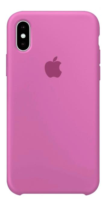Задняя накладка Hi-Copy Silicone Case APPLE IPHONE X | XS (№54 DRAGON FRUIT)