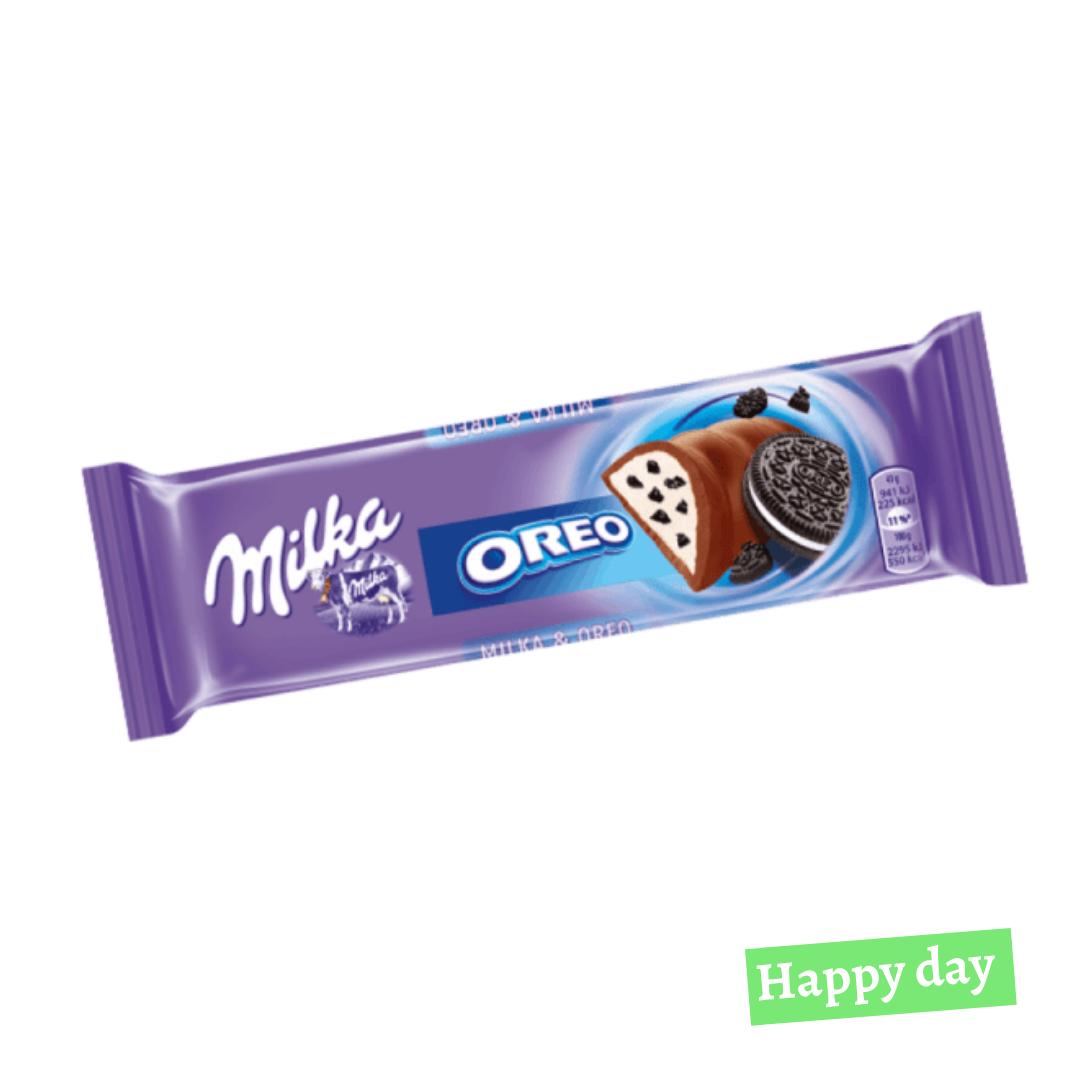 Milka нап.печеньем Орео 28*37г.