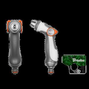 Пистолет поливочный регулируемый SMOOTH CONTROL WHITE LINE, WL-EN54M