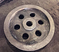 Литье металла: серый чугун, фото 10