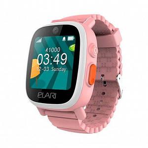 Детские часы-телефон с GPS/LBS/WIFI трекером FIXITIME 3 Pink (ELFIT3PNK)