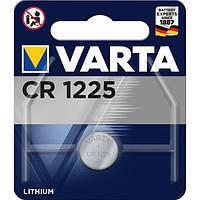 Дискова батарейка VARTA Cell Lithium 3V CR1225 (48mAh)