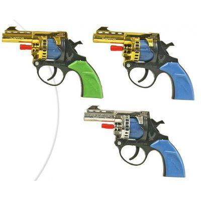 Пистолет под пистоны B2 (576шт/4) в пакете 17*12*4см