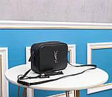 Сумка, клатч Camera Bag Ів Сен Лоран натуральна шкіра, фото 5