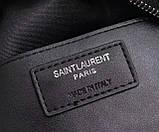 Сумка, клатч Camera Bag Ів Сен Лоран натуральна шкіра, фото 8
